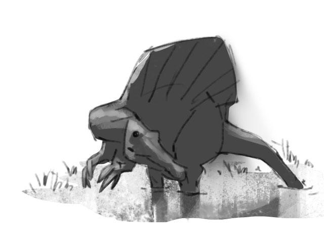 spinosaurus-pescando